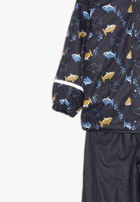 CeLaVi - RAINWEAR SET - Pantalon de pluie - navy - 5