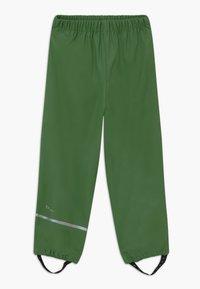 CeLaVi - RAINWEAR SET - Waterproof jacket - elm green - 2
