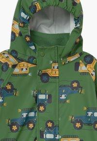 CeLaVi - RAINWEAR SET - Waterproof jacket - elm green - 5