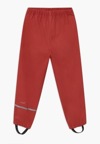 CeLaVi - RAINWEAR SET  - Rain trousers - baked apple - 2