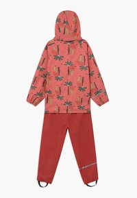 CeLaVi - RAINWEAR SET  - Rain trousers - baked apple - 1