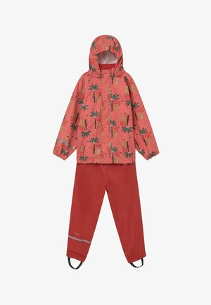 RAINWEAR SET  - Pantalon de pluie - baked apple