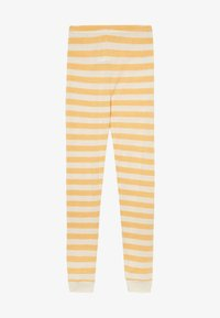 CeLaVi - BAMBOO STRIPE - Legíny - mineral yellow - 3