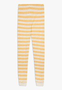 CeLaVi - BAMBOO STRIPE - Legíny - mineral yellow - 0