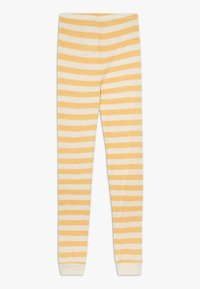CeLaVi - BAMBOO STRIPE - Legíny - mineral yellow - 1