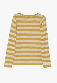 CeLaVi - STRIPE - Maglietta a manica lunga - mineral yellow - 1