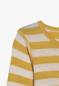 CeLaVi - STRIPE - Maglietta a manica lunga - mineral yellow - 4