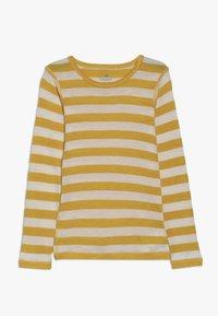 CeLaVi - STRIPE - Maglietta a manica lunga - mineral yellow - 0