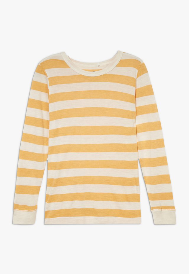 BAMBOO  - Long sleeved top - mineral yellow