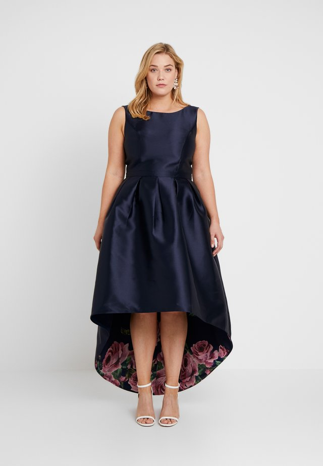 DANI DRESS - Festklänning - navy