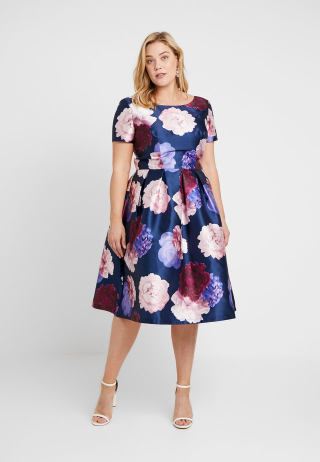 ALLY DRESS - Cocktailjurk - multi