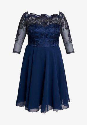 CARMELLA DRESS - Robe de soirée - navy