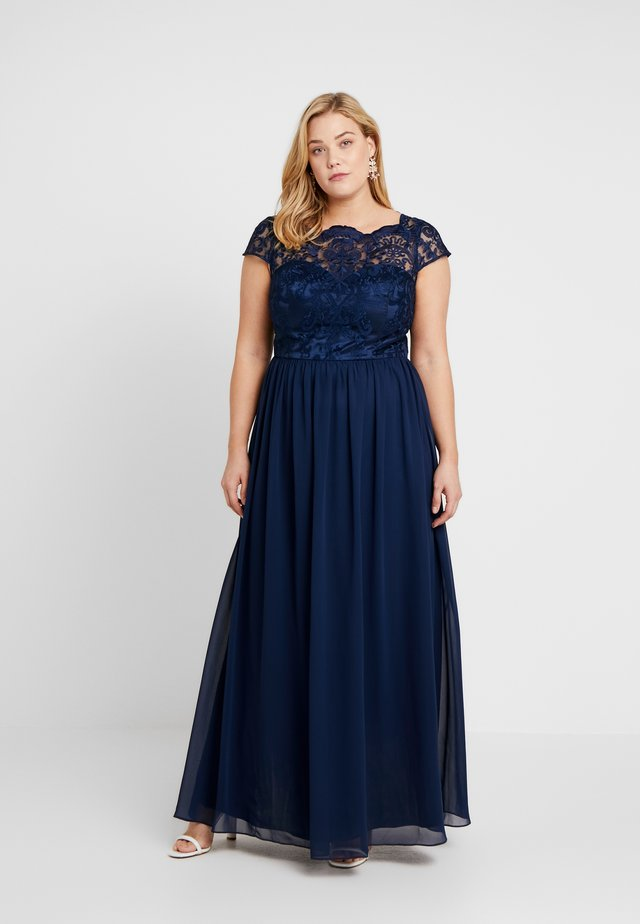COSIA DRESS - Cocktailjurk - navy