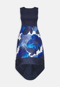 Chi Chi London Curvy - BRAY DRESS - Ballkjole - navy - 3