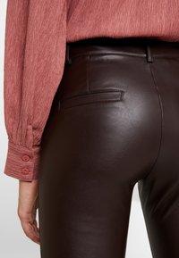 Carin Wester - FREDDIE - Bukser - dark brown - 6