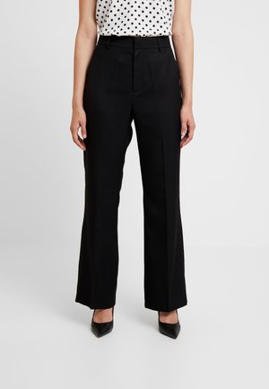 TROUSERS DANI - Kalhoty - black