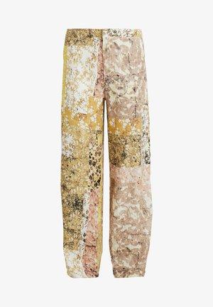 TROUSERS FREIDA - Pantalon classique - multicolor