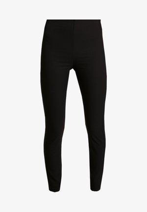 TROUSERS KELLY - Tygbyxor - black