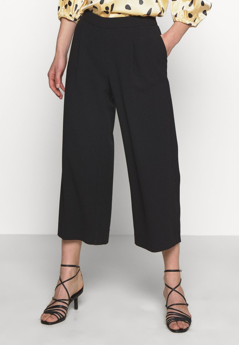 Carin Wester - TROUSERS - Trousers - black