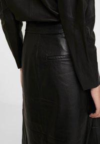Carin Wester - SKIRT MELINDA - A-line skirt - black - 4