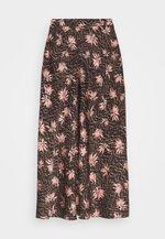SKIRT BILLIE - A-line skirt - brown