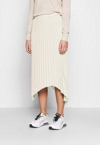 Carin Wester - SKIRT MELANIE - A-line skirt - beige - 0