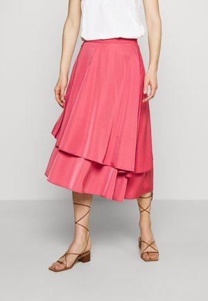 SKIRT MILA - A-lijn rok - hollyberry