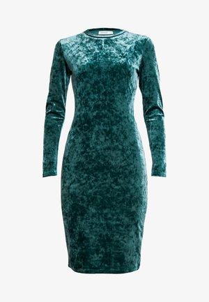 DRESS ISA - Pouzdrové šaty - botanical garden