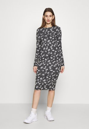 DRESS CAMMY - Etui-jurk - black