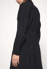 Carin Wester - DRESS FANTINE - Shirt dress - black - 4