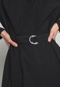 Carin Wester - DRESS FANTINE - Shirt dress - black - 6