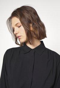 Carin Wester - DRESS FANTINE - Shirt dress - black - 3