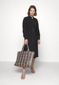 Carin Wester - DRESS FANTINE - Shirt dress - black - 1