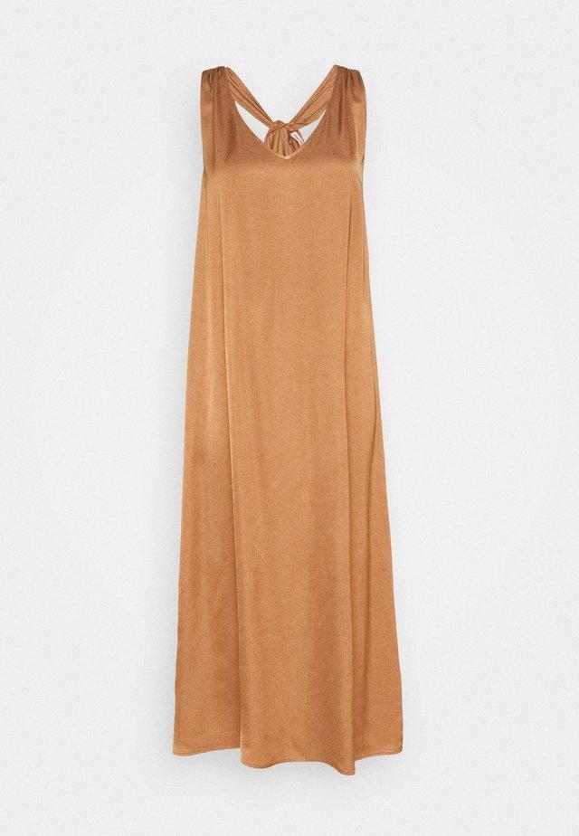 DRESS HANNA - Sukienka letnia - ochre