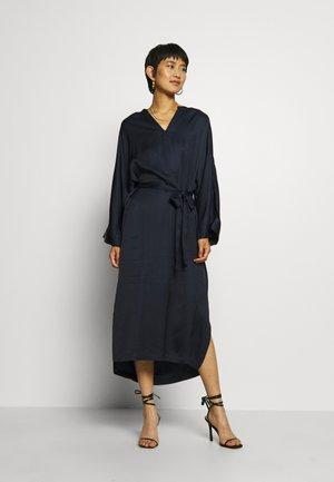 DRESS FELIZE - Korte jurk - navy