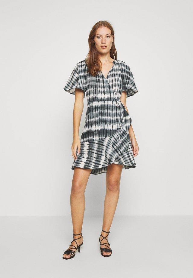 FLO - Korte jurk - multi