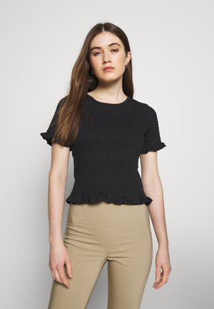 TWIG - T-shirts print - black
