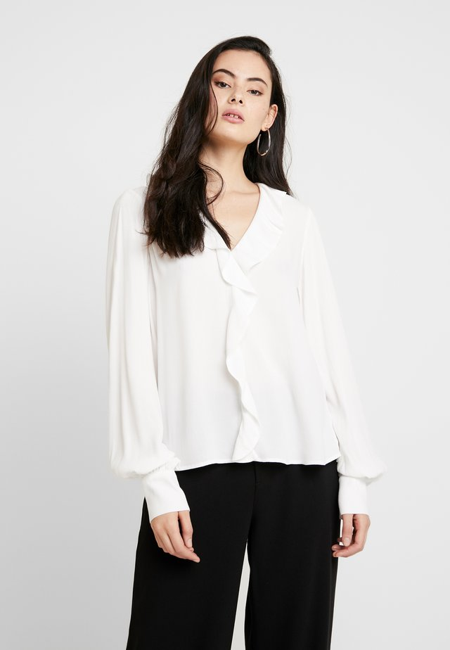 BELLA - Blouse - white