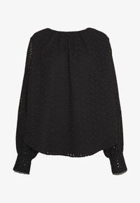 Carin Wester - TOP BARBRO - Bluse - black - 4