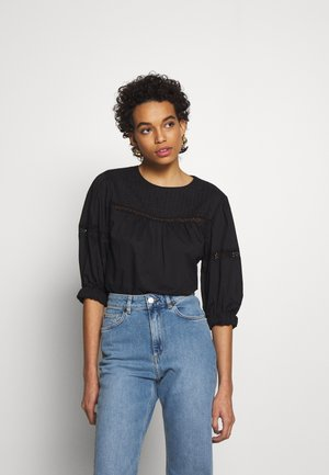 BLOUSE BRISTOL - Bluse - black