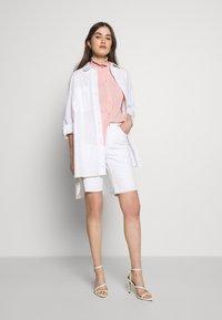 Carin Wester - VEDA - Skjorte - light pink - 1
