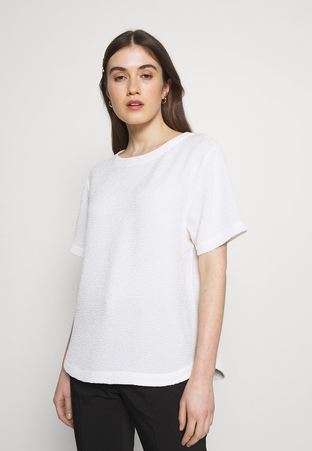 KATJA - Blouse - white