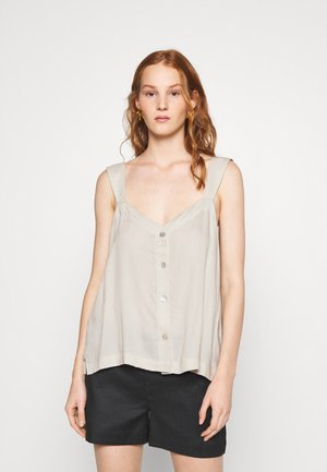 BLOUSE KIMMIE - Blouse - pumice stone