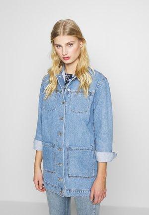 TORI - Giacca di jeans - denim blue