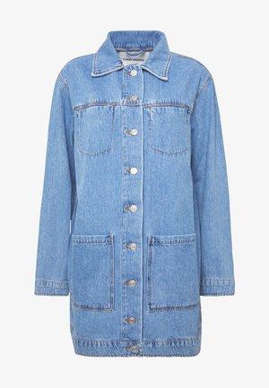 TORI - Jeansjakke - denim blue