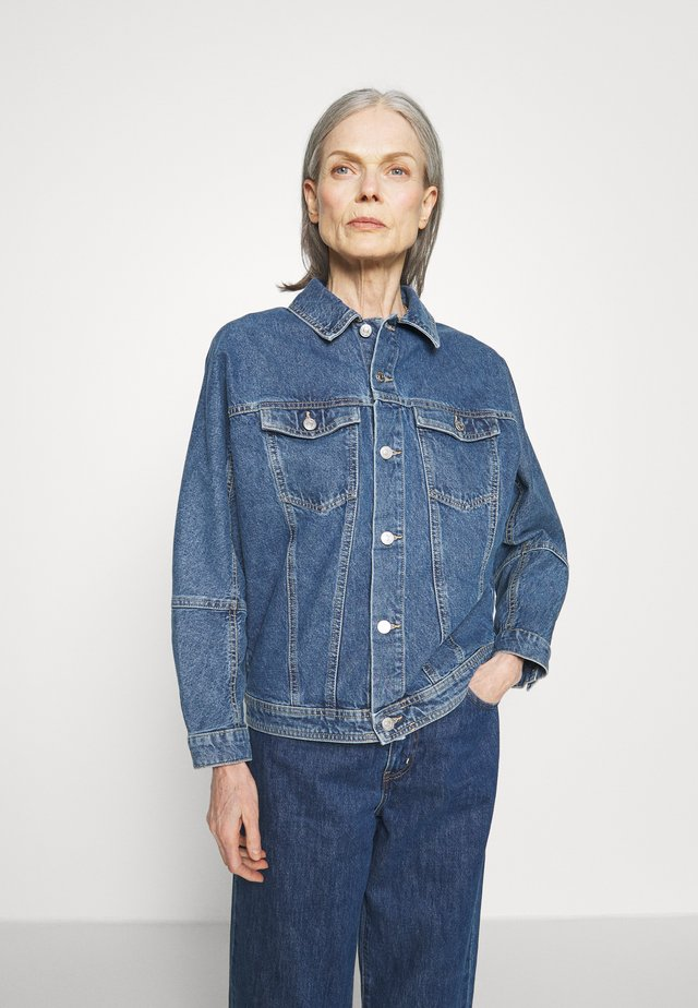JACKET ASKA - Giacca di jeans - denim blue
