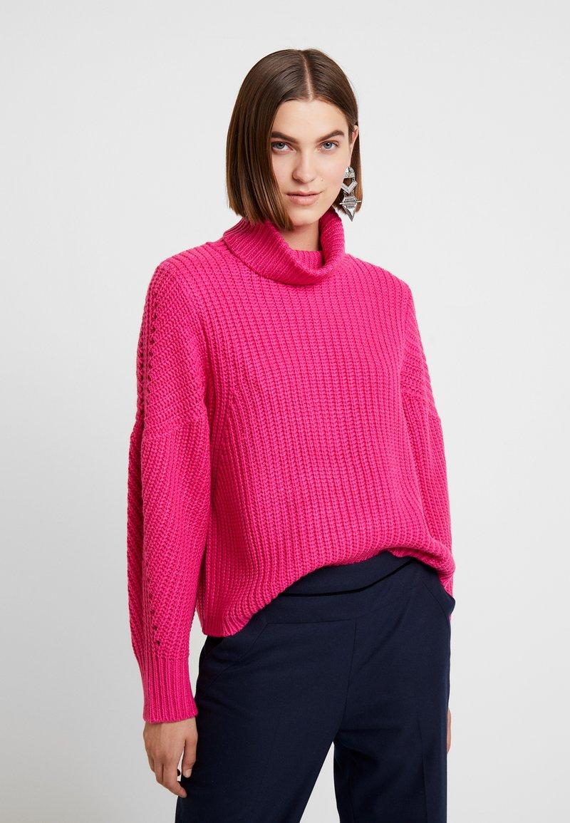 Carin Wester - JUMPER LAMINI - Stickad tröja - pink