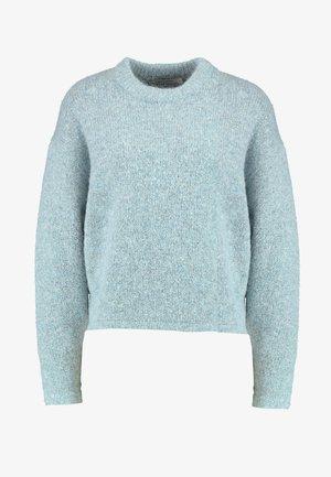 JUMPER MARCEL - Stickad tröja - blue