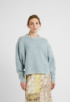 JUMPER MARCEL - Strikkegenser - blue