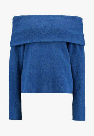 JUMPER ELLA - Svetr - strong blue